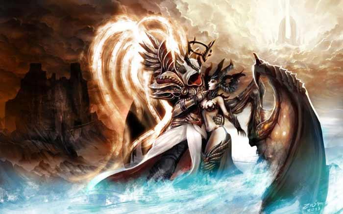 conselho-angiris-lore-de-diablo-inarius-e-lilith