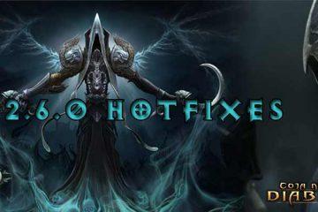 Hotfixes de Diablo