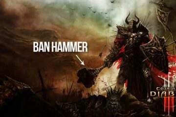 Diablo III Ban Hammer